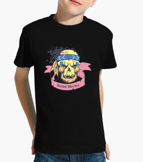 Vêtements enfant anciens guerriers