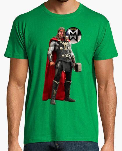 Tee-shirt ancona thor-droite