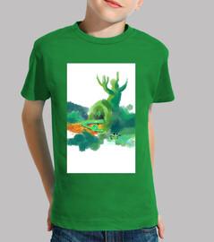 andrew il drago t-shirt