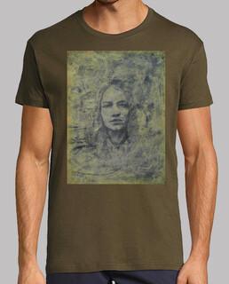 androgeni t-shirt da uomo