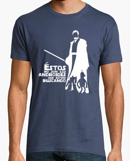 Camiseta Androides