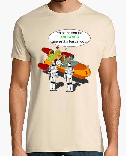 Camiseta ANDROIDS