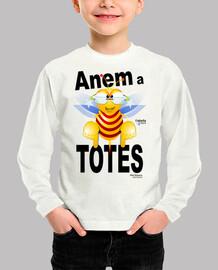 ANEM A TOTES!! infantil