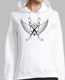 ángel de corte