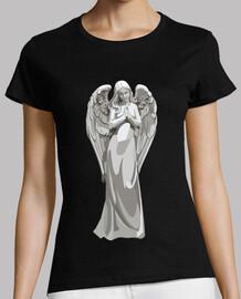 Angel Estatua Mujer