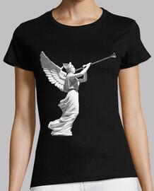 Angel Tocando Trompeta
