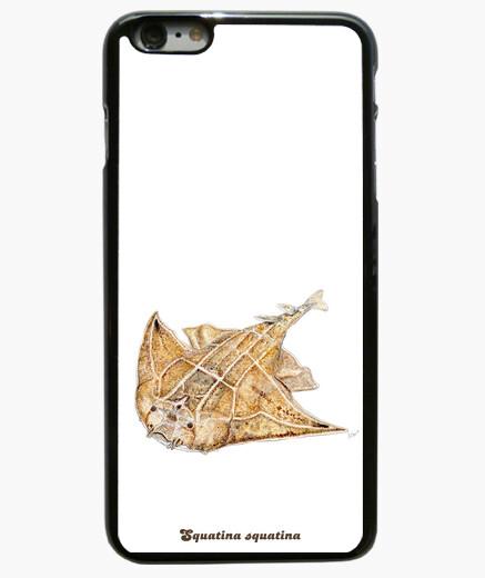 Coque Iphone 6 Plus / 6S Plus angelfish, iphone6 requin ange couverture, plus