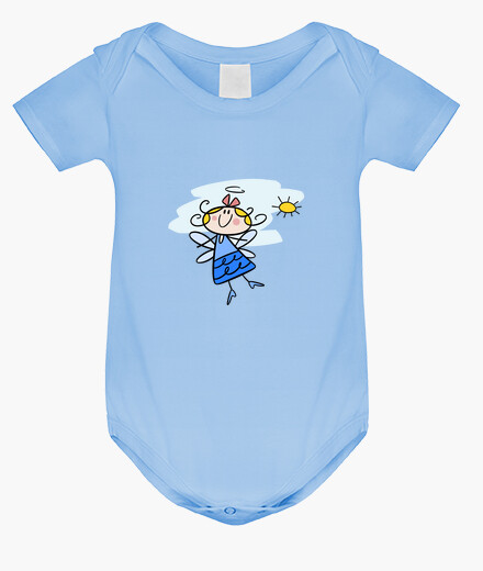 Angelic fairy bee kids clothes