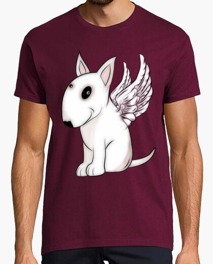 Camiseta Angelito bull terrier