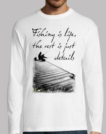 angeln ist live, der rest i gerade details