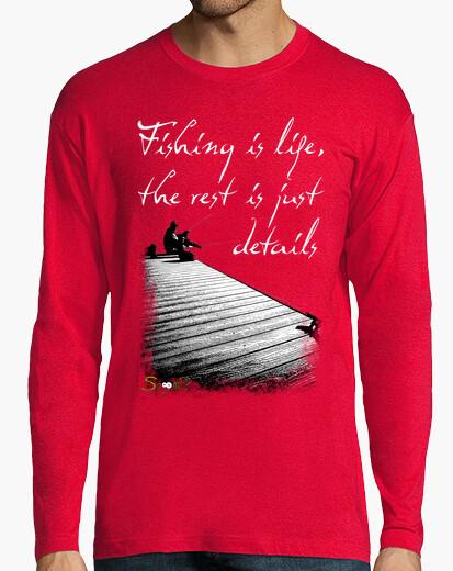 T-Shirt angeln ist live, der rest i gerade details