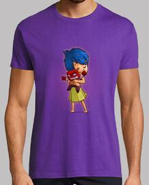 Anger - Camiseta hombre