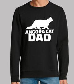 angora gatto papà