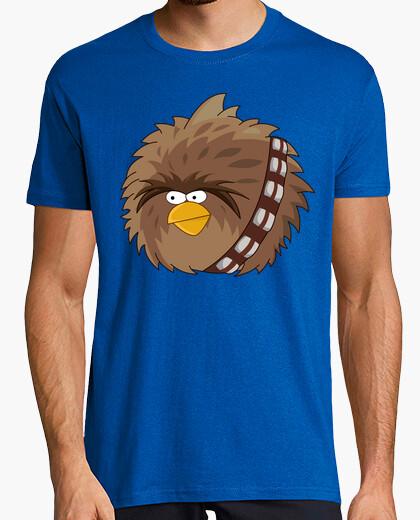 Camiseta Angry birds star wars