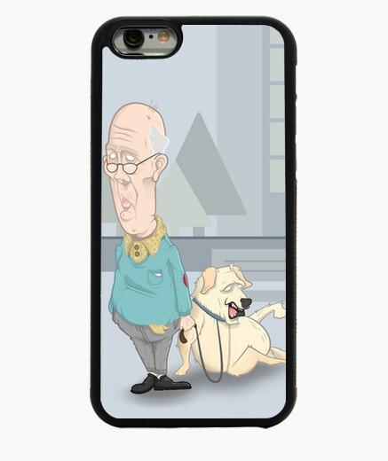 Angry Grandpa Funda iPhone 6 / 6S 6, negra