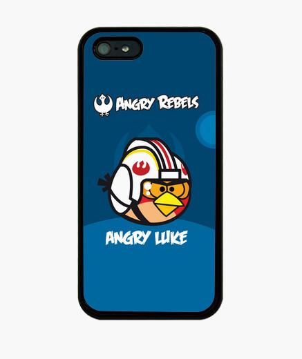Funda iPhone angry luke