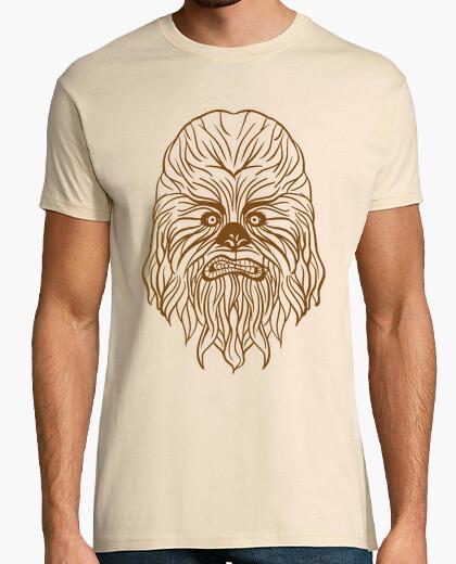 Camiseta Angry wookie