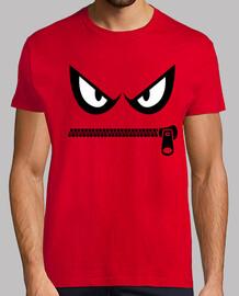 angry zipper