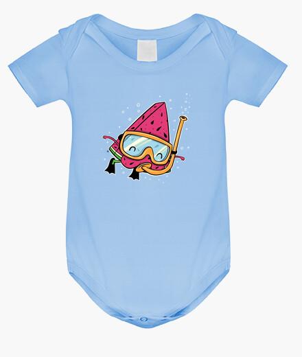 Abbigliamento bambino anguria