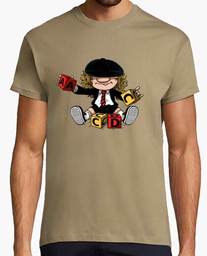 Tee-shirt angus jeune