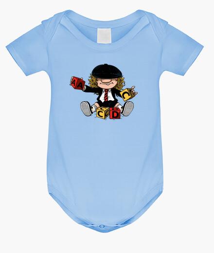 Abbigliamento bambino angus young