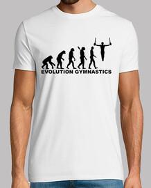 anillos de la gimnasia evolución