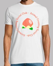 Animal Crossing Social Club Peach