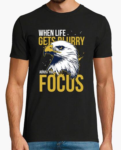 fc9c3422432 animal eagle t-shirt with positive message T-shirt - 2042774   Tostadora.com