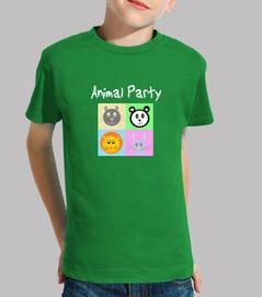 Animal Party (Niño)