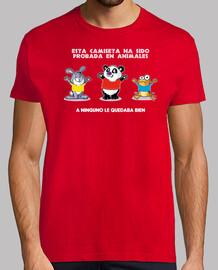 animal tested t-shirt