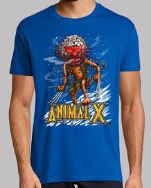 ANIMAL X camiseta