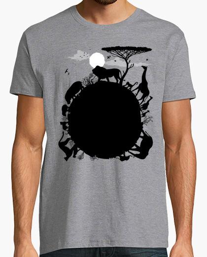 Camiseta Animales en Africa