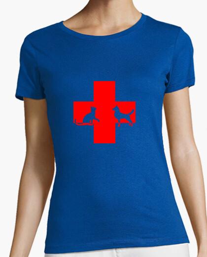 Camiseta Animales que curan