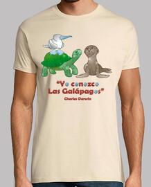 Animalitos de Las Galápagos (él)