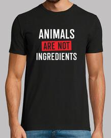 animals not ingredients gift humor