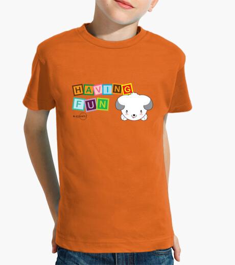 Kinderbekleidung animaru spaß