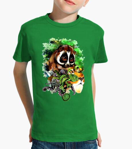 Vêtements enfant animaux