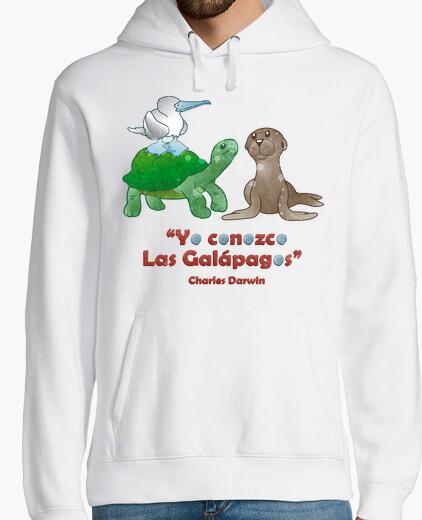 Sweat animaux de les galapagos (lui)