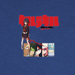 Camisetas Anime Kill la Kill