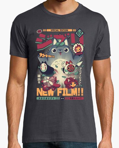 Camiseta Animezine t-shirt