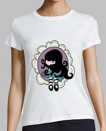 Anita Camiseta Chica Entallada