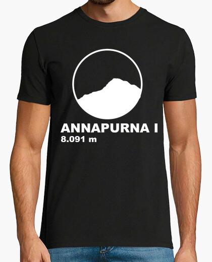 Camiseta Annapurna I. Diosa de las cosechas