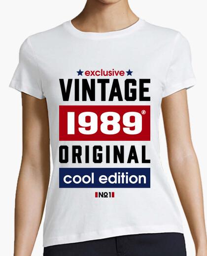 T-shirt annata 1989