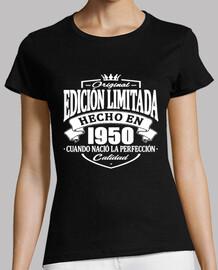 année de naissance 1950