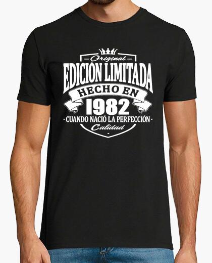 Tee-shirt année de naissance 1982