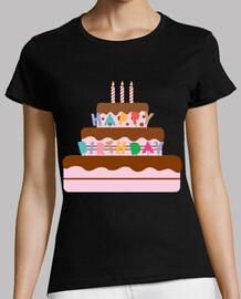 anniversaire gâteau ans / heureux naiss