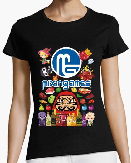 Anniversary mixingames t-shirt