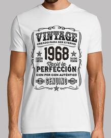 Año 1968 Regalo 51 Cumpleaños Leyenda