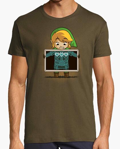 T-shirt anomalia anatomica