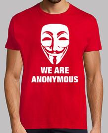 Anonymous  friki geek